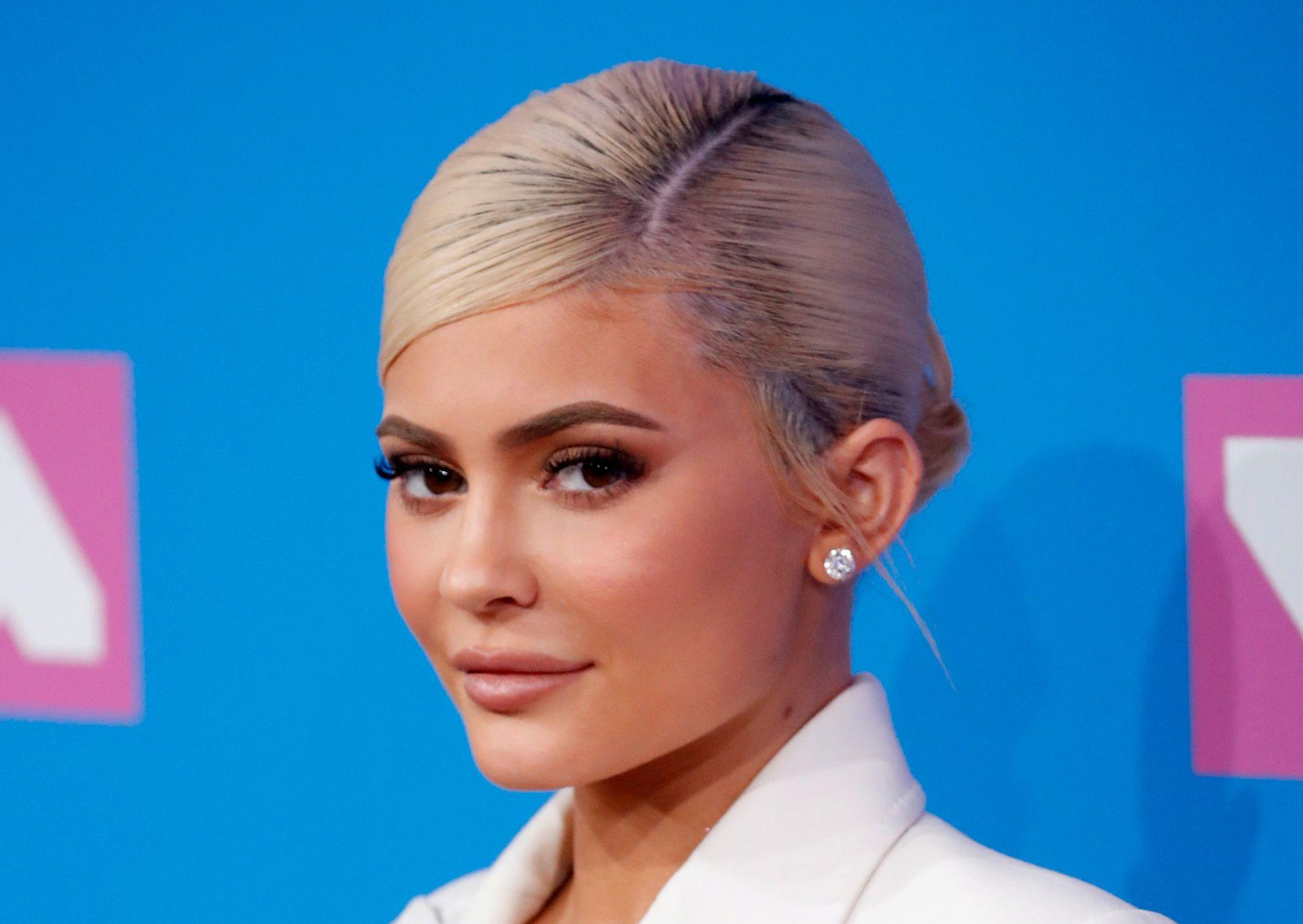 REALITYSTJERNEN: For mange er Kylie Jenner kjent som den yngste i Kardashian-klanen.