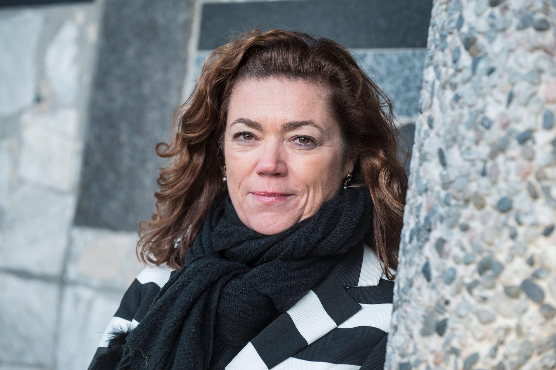 NJET: Kristin Skogen Lunds NHO går kraftig ut mot en varslet politisk streik i november.