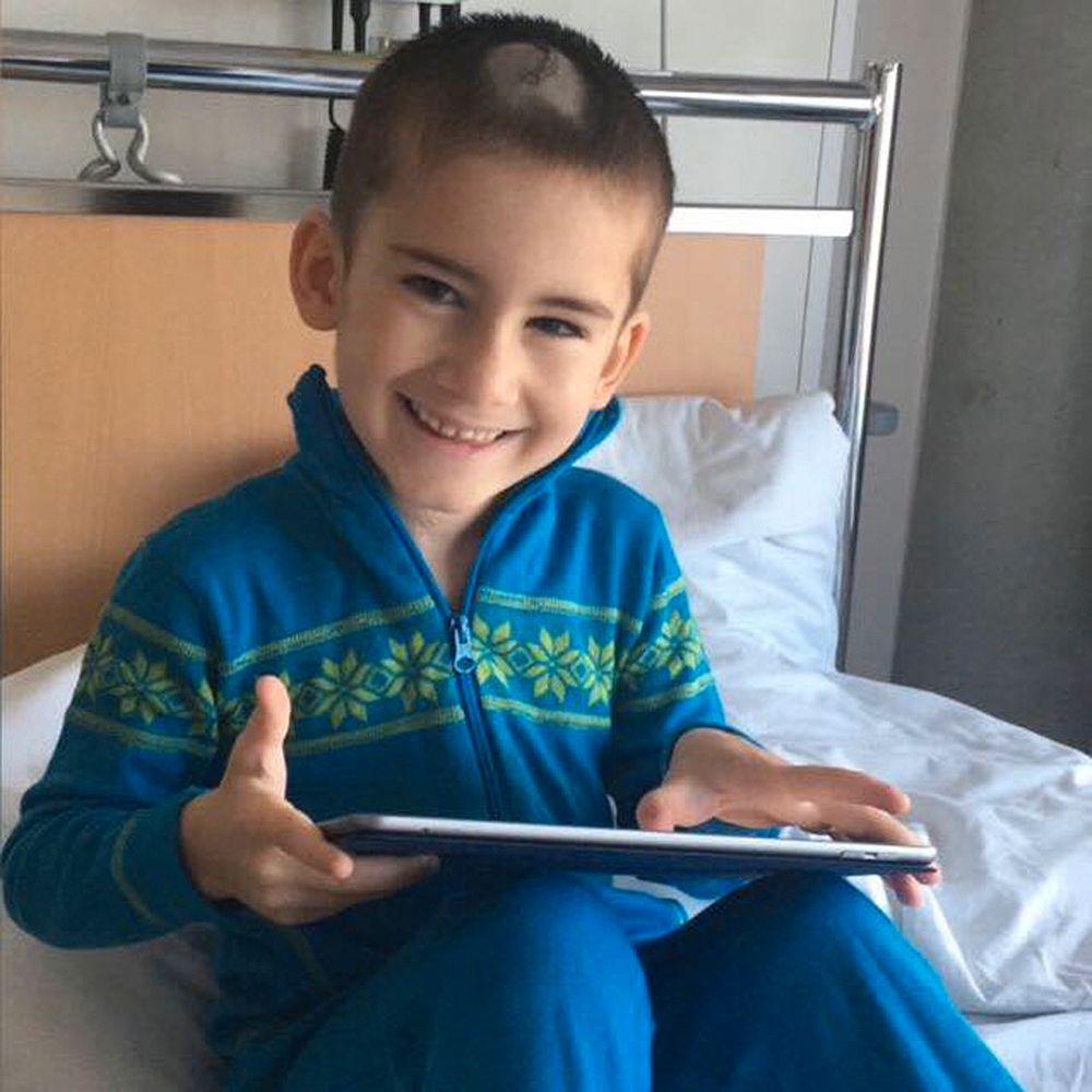 DØDE ETTER FEILMEDISINERING: Seks år gamle Djabrail Sulejmanov døde etter å ha ligget i respirator i ti dager i september. Gutten ble feilmedisinert ved Haukeland sykehus i august, og senere flyttet til Rikshospitalet i Oslo.