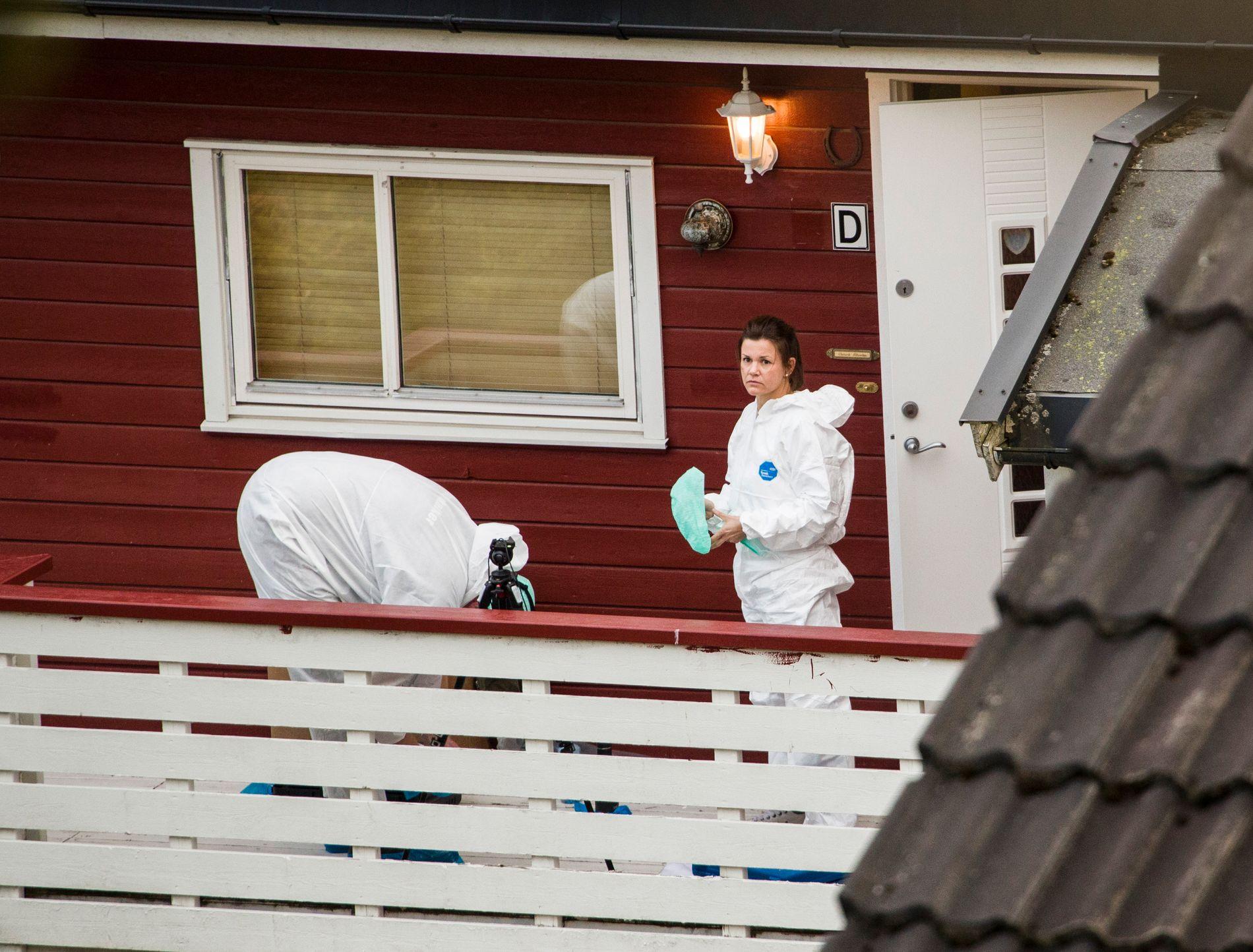 DREPT: Den 54 år gamle mannen ble funnet død i sin egen bolig på Hellerud i Oslo i midten av juni i 2017.