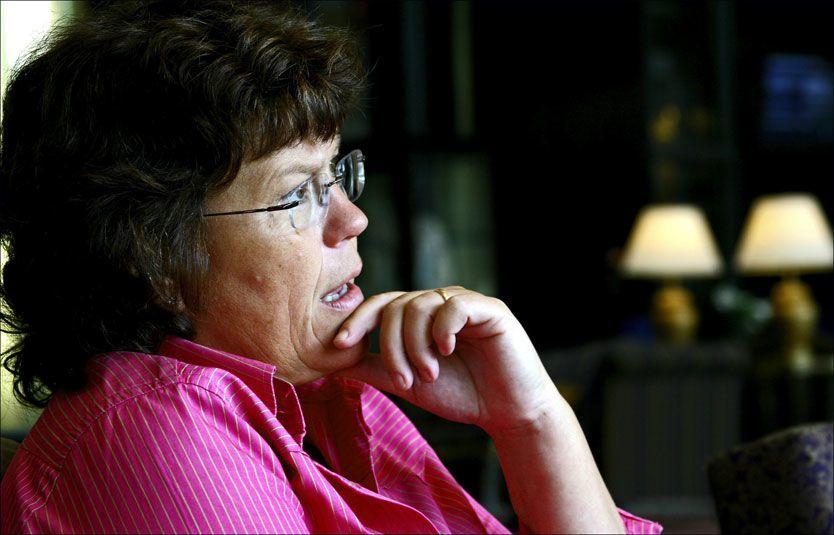 BLOGGLØGN: Anne Holts påstand om at hun er forfatteren «Anonym» har skapt debatt. Foto: Scanpix