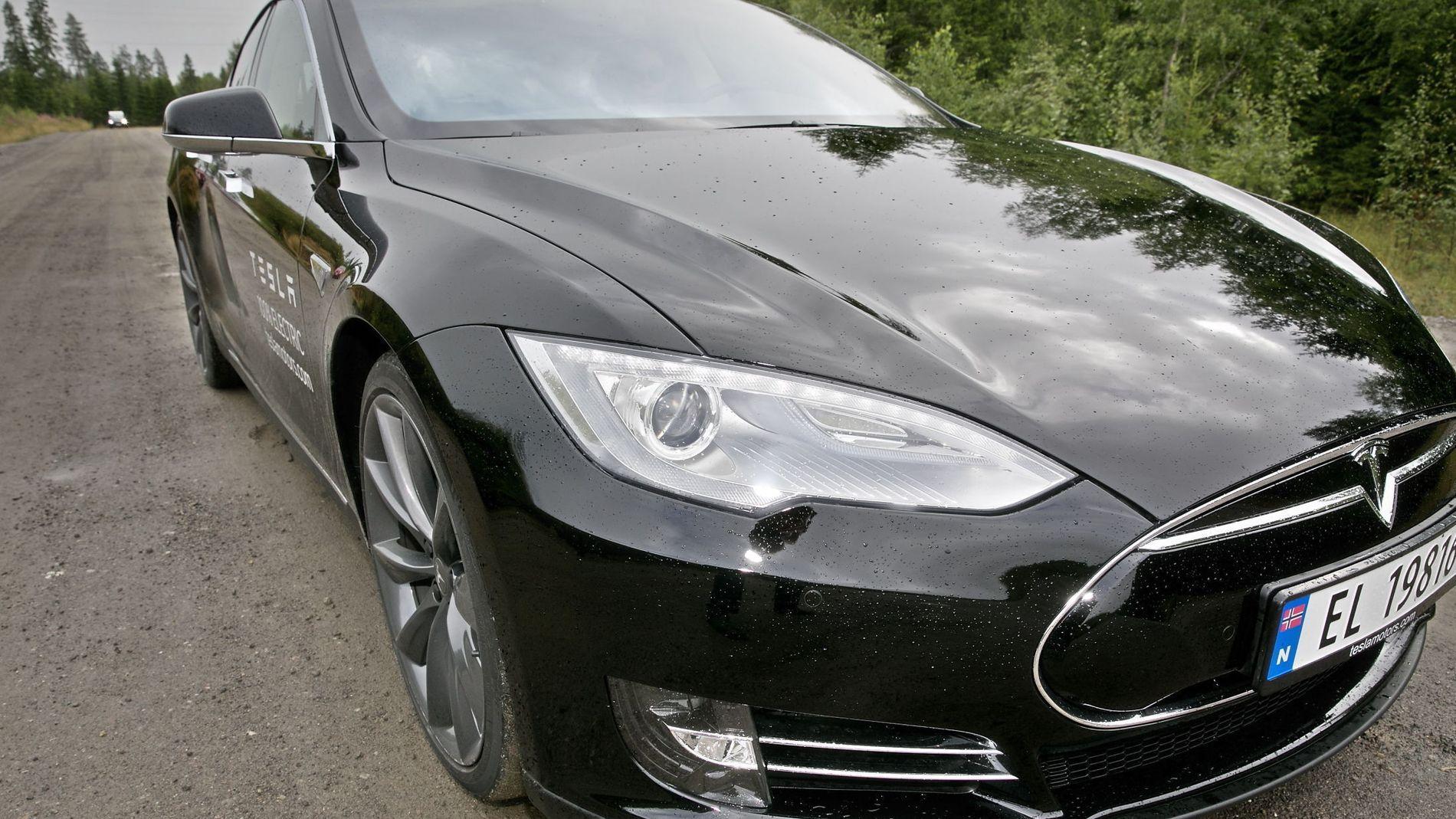 Tesla Oslo Nord
