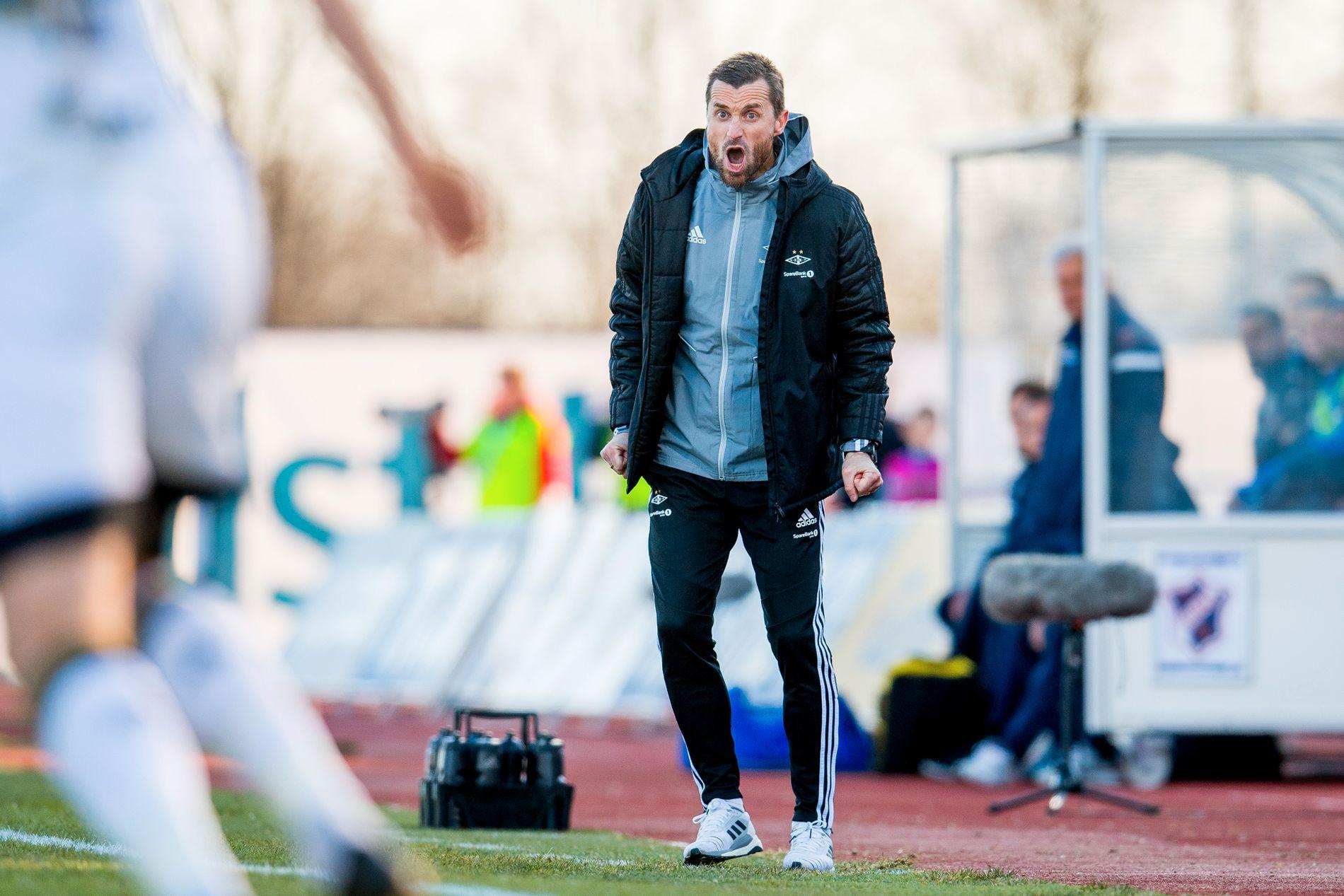 Eirik Horneland har fått en marerittstart i Rosenborg.