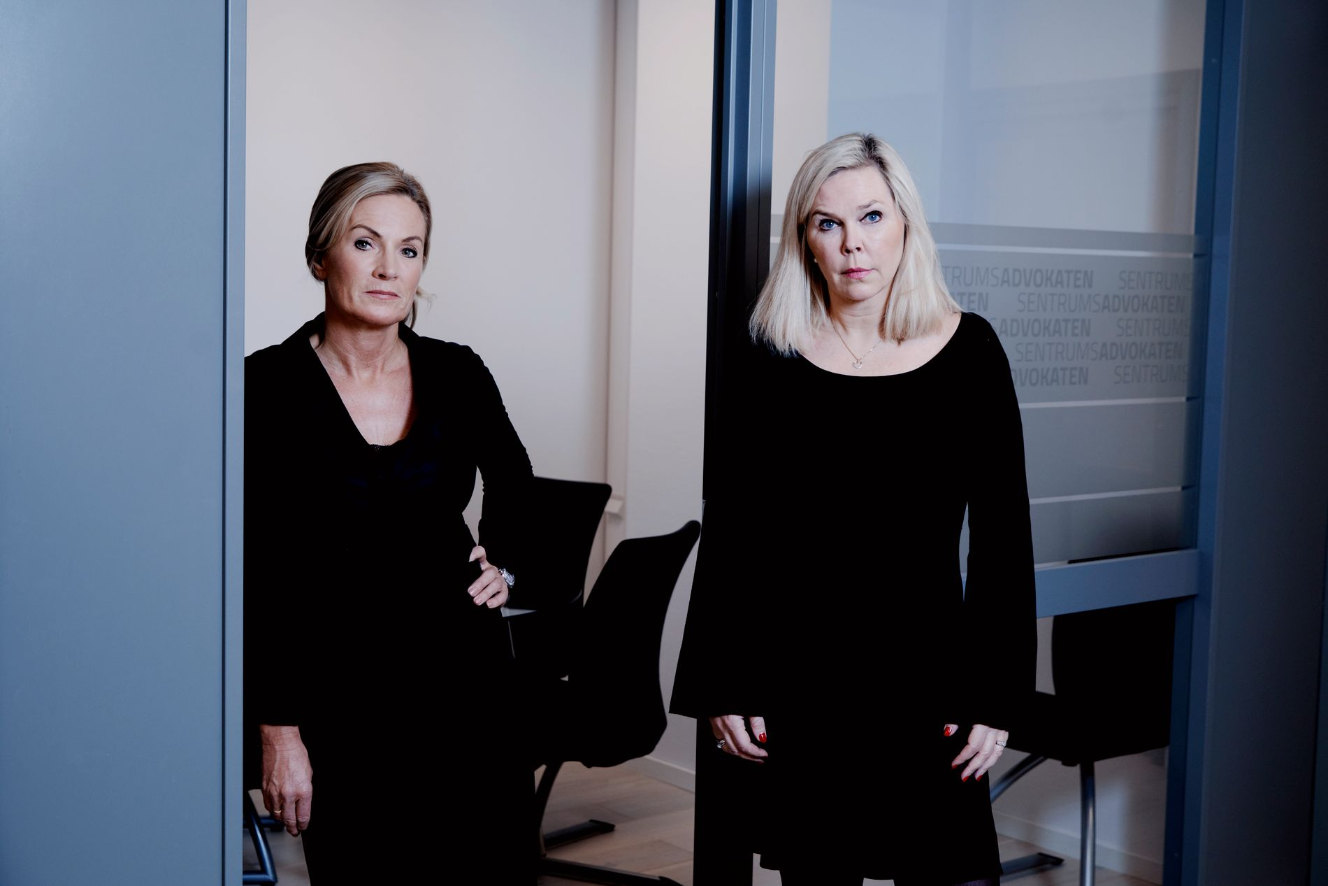 – OPPSIKTSVEKKENDE: Advokatene Ellen Eikeseth Mjøs og Beate Hamre deler ikke politiets oppfatning av Voldtektsgruppen som en suksess.