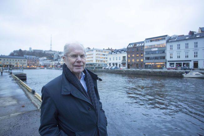 INNFØRER TIGGEFORBUD: Arendal kommune ligger an til å vedta tiggeforbud fra 1. juli, sier ordfører Einar Halvorsen (H).