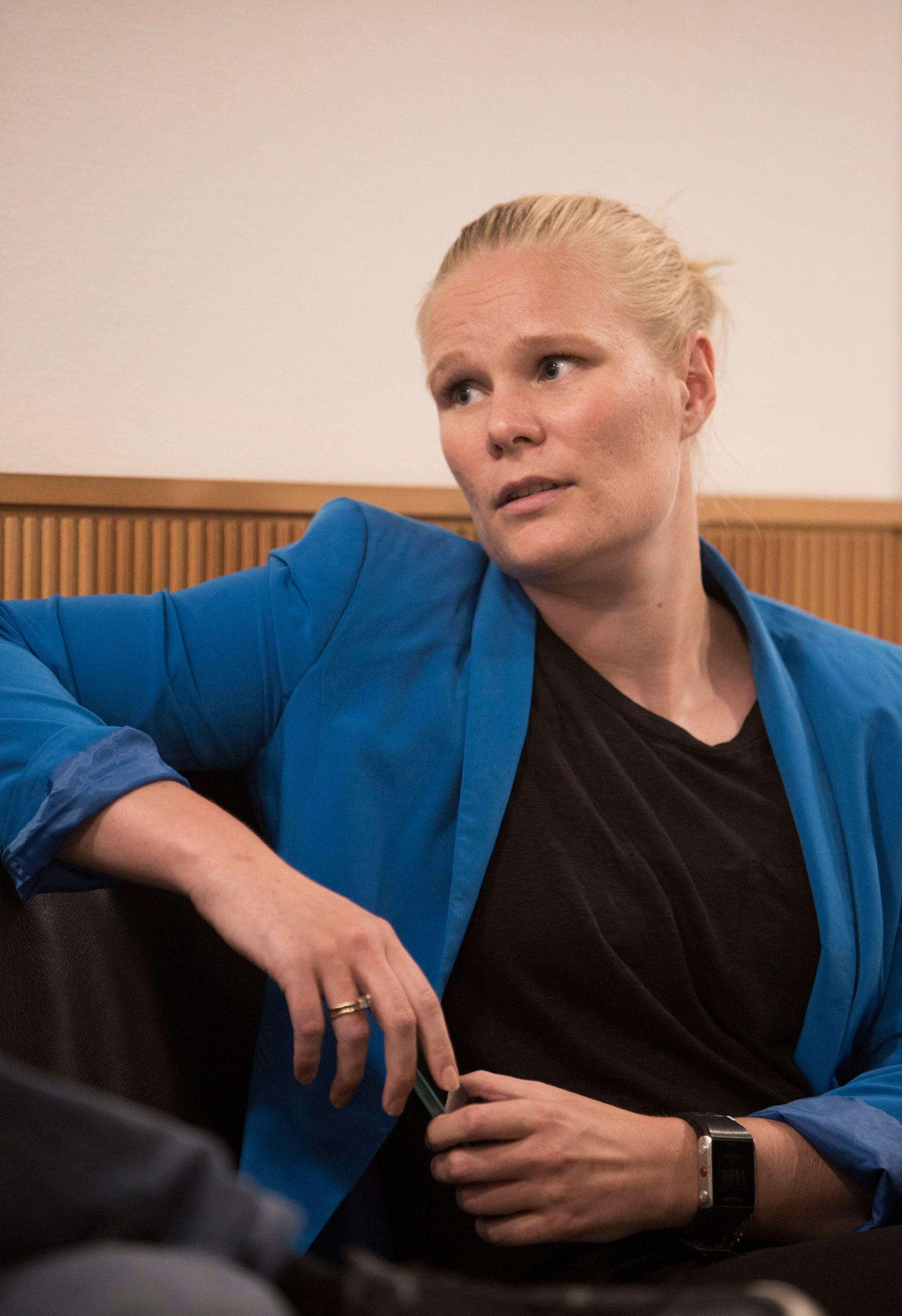 FORSVARER: Advokat Siri Langseth.