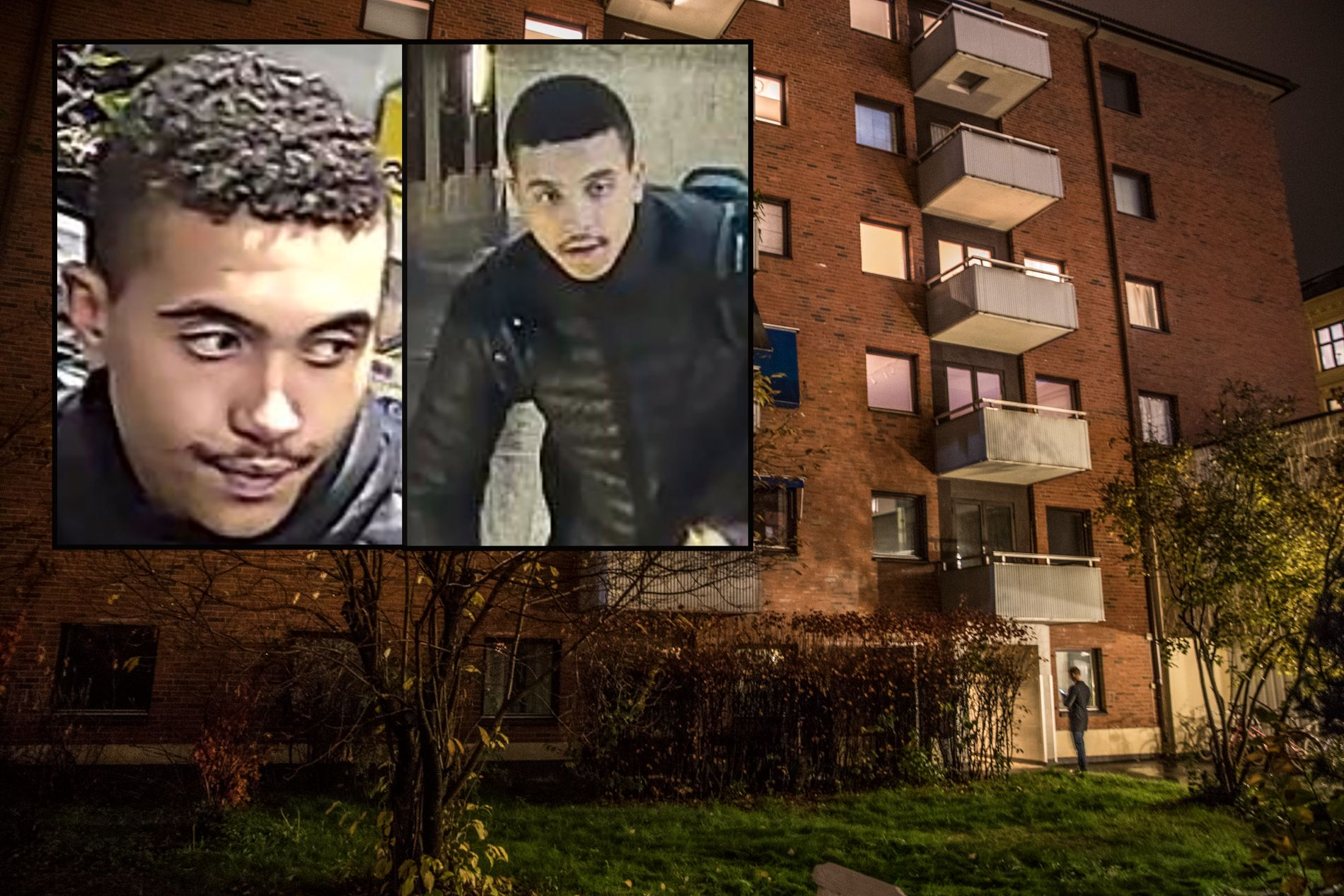 NAVNGITT: Politiet i Oslo gikk søndag kveld ut med navn på 20-åringen som er etterlyst og siktet for drapet på 24 år gamle Heikki Bjørklund Paltto på Majorstuen i Oslo mandag.
