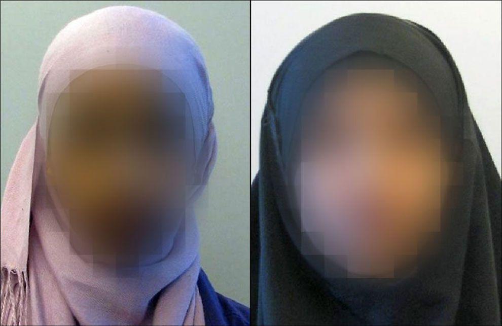 FORTSATT IKKE FUNNET: De to søstrene fra Bærum er fortsatt forsvunnet.