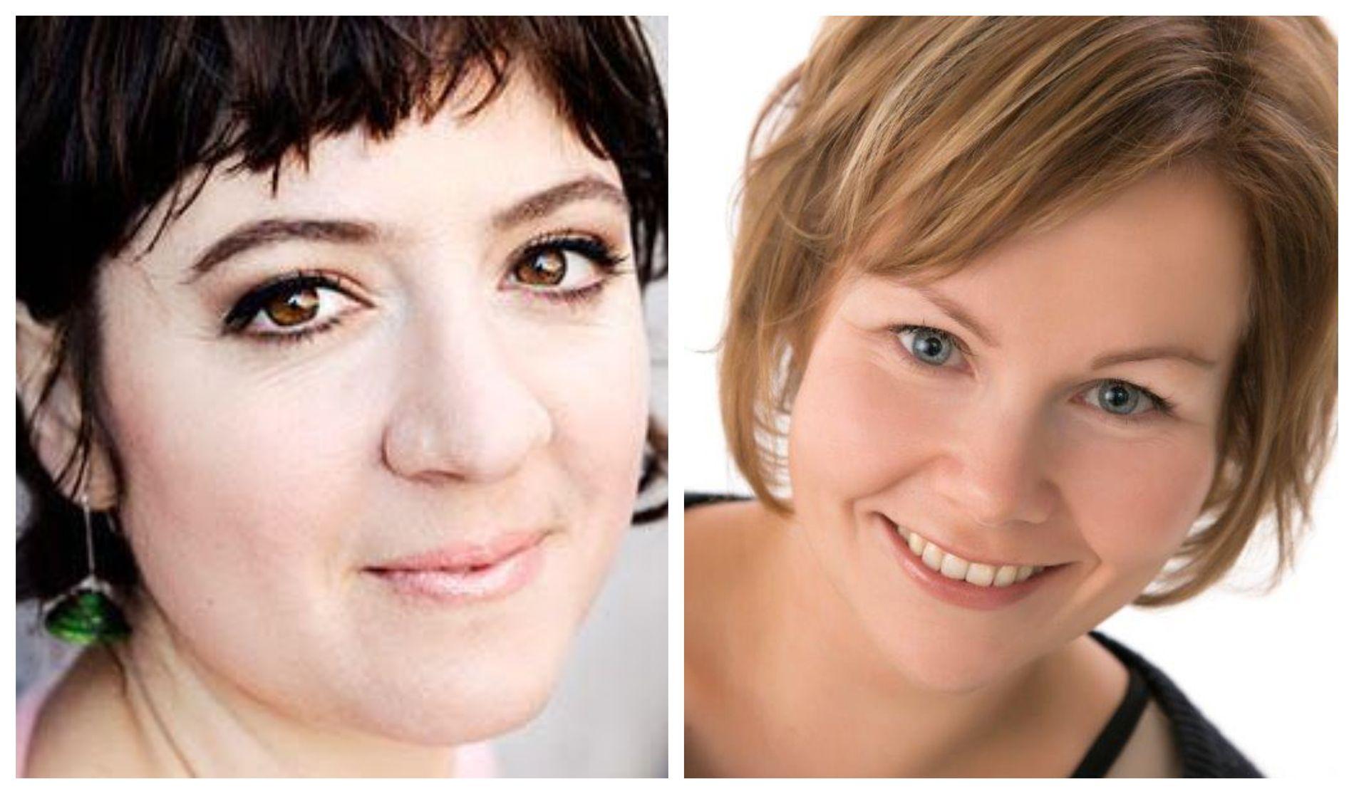 UENIGE: VG-skribentene Lorelou Desjardins og Sanna Sarromaa har helt forskjellige syn på temaet massesorg.