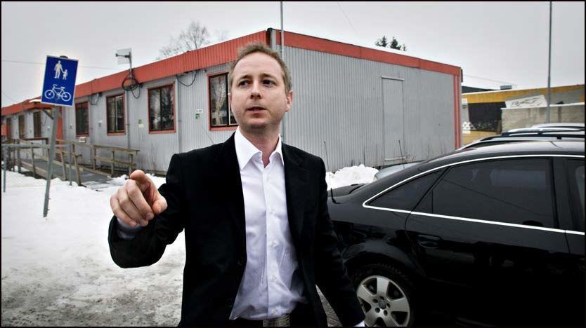BER ELEVNE VARSLE: Kunnskapsminister Bård Vegar Solhjell (SV. Foto: Robert S. Eik/VG