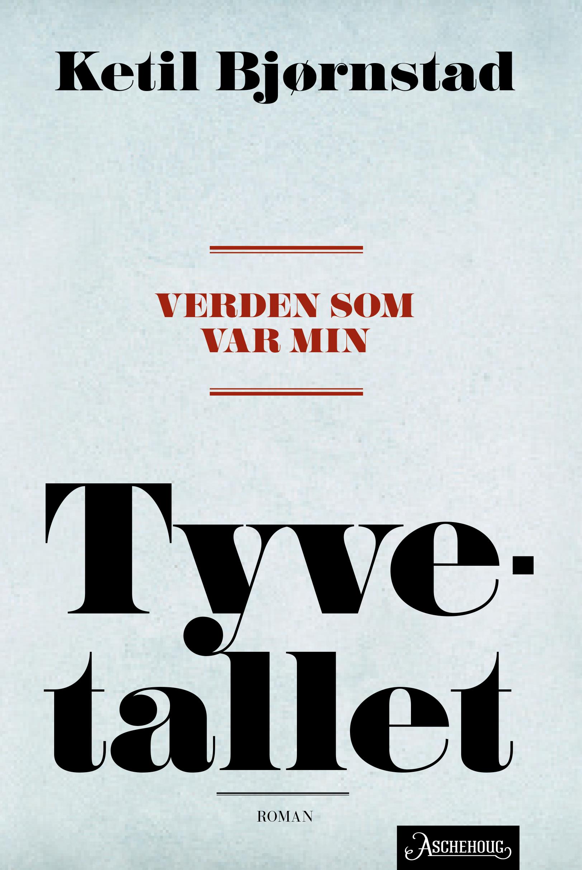 BOK: Romanverket «Verden som var min» er femte bok, fra det femte tiåret om det som skal bli i alt seks tiår.