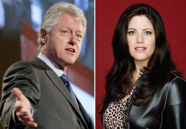 SNAKKER: Mer enn ti år etter affæren ble kjent, åpner Monica Lewinsky opp om skandalen som rammet Det hvite hus på grunn av henne og Bill Clinton.