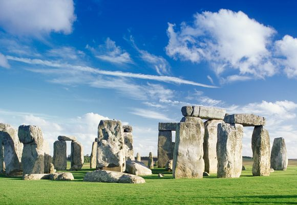 Stonehenge: 5000 år tilbake i tid