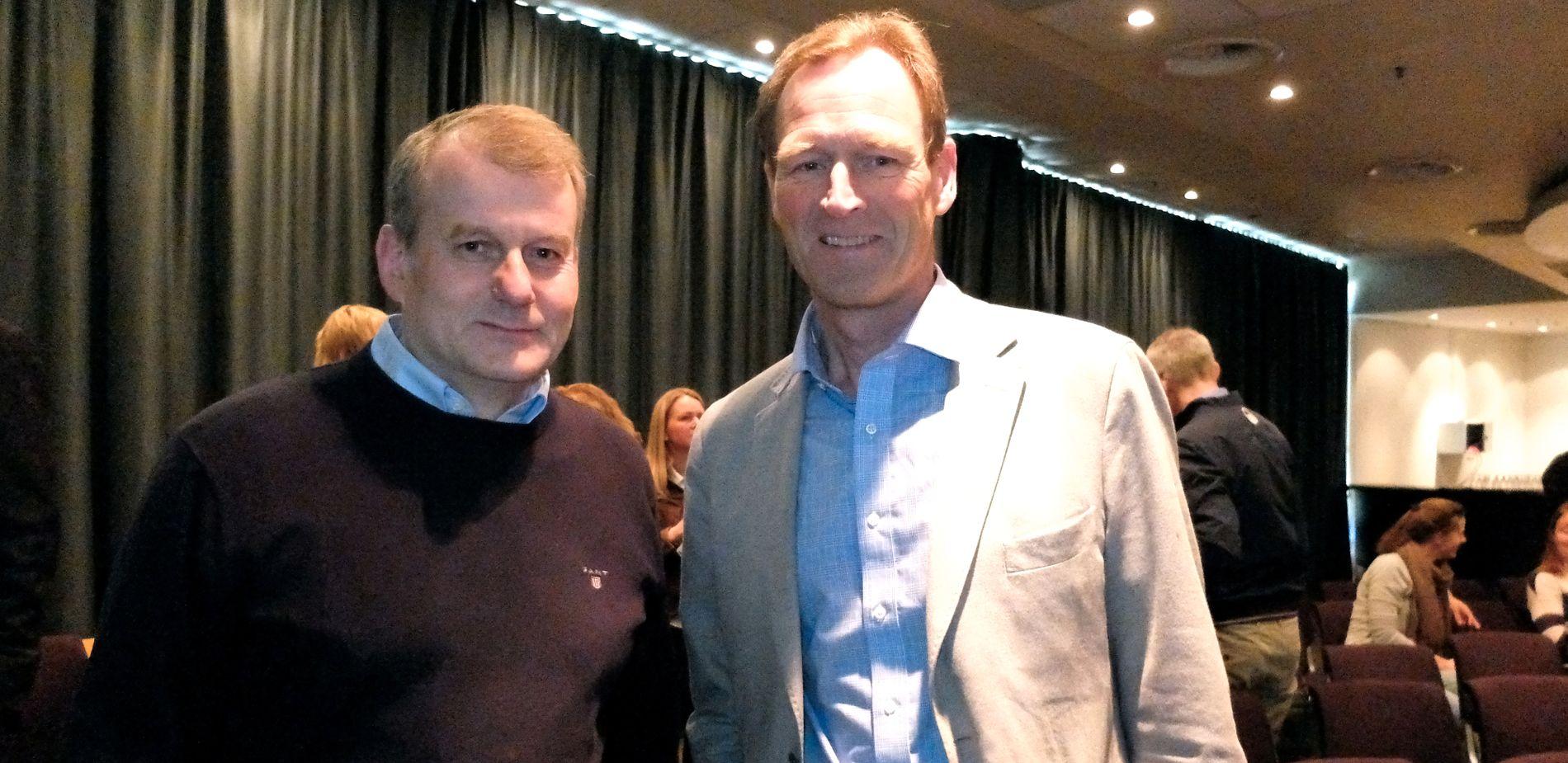 Erik Røste og Stein Opsal