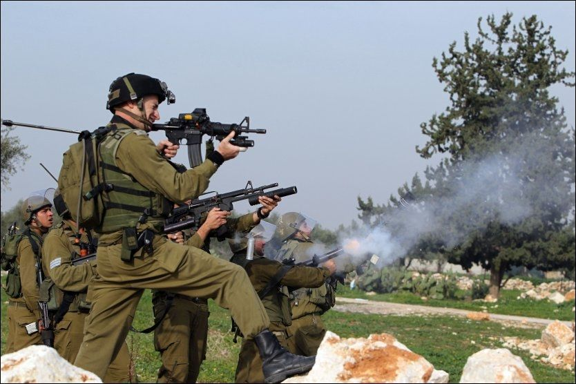 SIVILE DREPT: Åtte sivile palestinere er skutt og drept av israelske sikkerhetsstyrker på Vestbredden siden midten av november, til tross for at de var ubevæpnede. Foto: Reuters / NTB scanpix