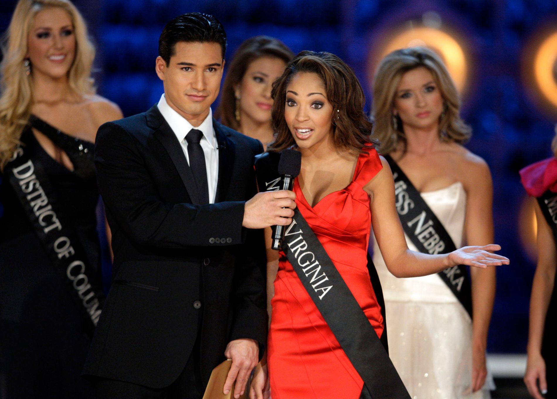 INTERNE: Etter at flere interne eposter mellom sentrale ledere i «Miss America»-konkurransen, har en rekke ledere nå sagt opp stillingene sine. Foto: STEVE MARCUS, REUTERS
