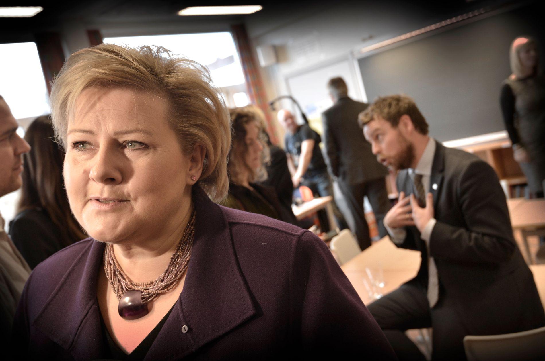 EØS-DEBATT: – Kloke politiske ledere ville de siste årene styrket arbeidstakeres rettigheter på en rekke punkter. I stedet har Erna Solbergs regjering gått bakover,  noe som er en oppskrift på motstand mot EØS-avtalen, skriver kronikkforfatteren.