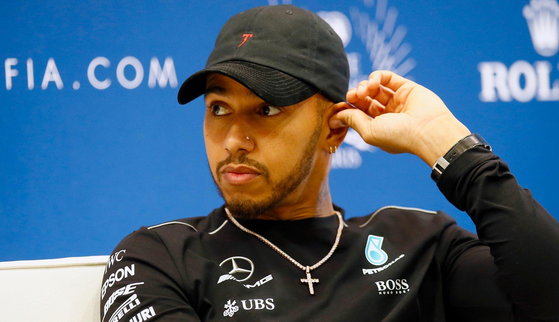 VERDENSMESTER: Lewis Hamilton tok VM-gullet i Formel 1 i 2017.