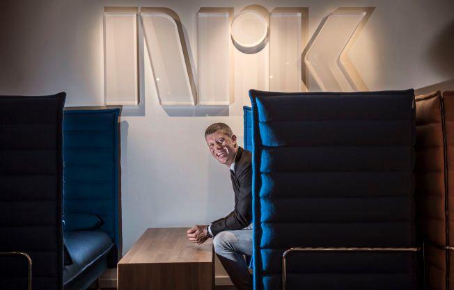 NY I MGP-SIRKUSET: Jan Fredrik Karlsen er Norges nye MGP-general etter Vivi Stenberg, men vil ikke røpe neste års ti finalister før i januar.