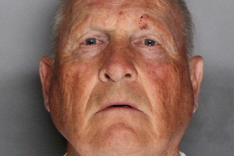 TATT: 72 år gamle Joseph James DeAngelo ble avslørt av DNA.