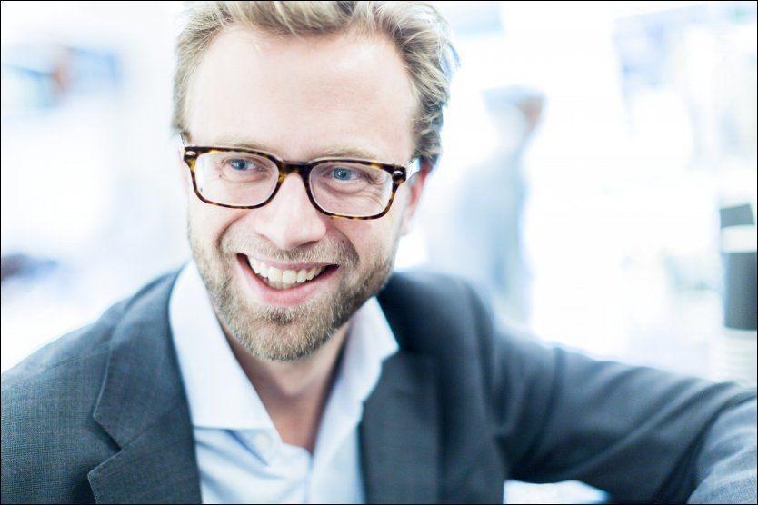 NOK TIL SALT PÅ GRØTEN: Nikolai Astrup (H) vil ikke kommentere sin private økonomi. FOTO: KRISTER SØRBØ
