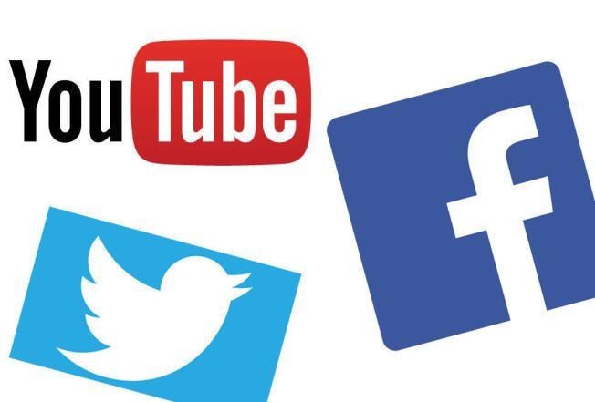 TAR IKKE NETTHETS ALVORLIG:  Twitter, Facebook og Youtube får stryk i en ny rapport om hvordan sosiale medier håndterer trakassering og trusler mot kvinner på Internett.