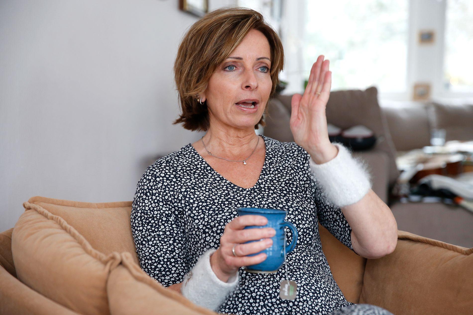 BOKAKTUELL: Tidligere polititopp Hanne Kristin Rohde har slått seg opp som krimforfatter.