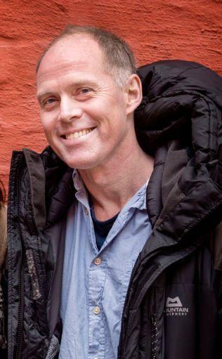 NORDISK RÅD-NOMINERT: Geir Gulliksen, som denne uken ble nominert til Nordisk Råds litteraturpris, er også an av forfatterne Frode Saugestad har invitert med til festivalen i New York i år.