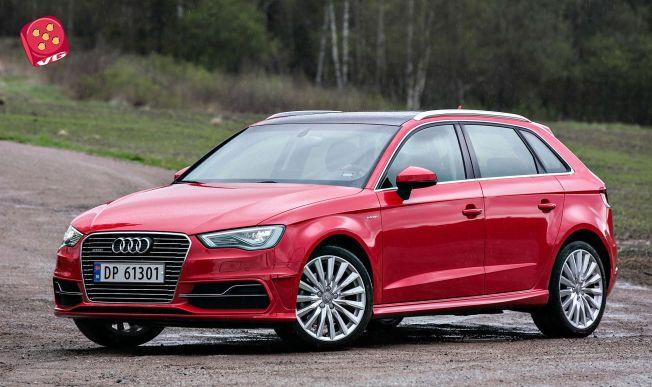Test Av Audi A3 E Tron Mest Komfortabel
