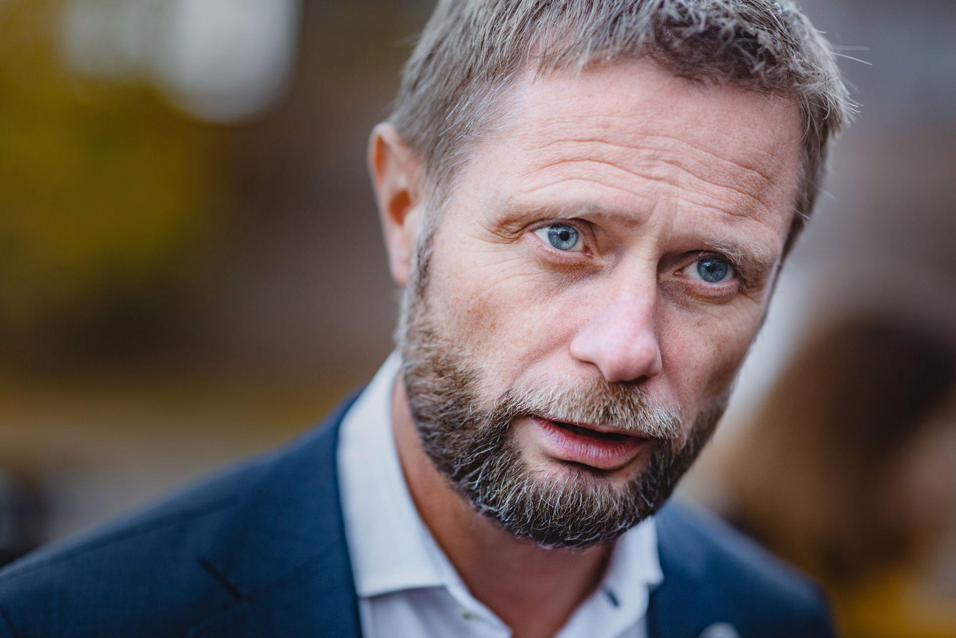 ER ENIG: Helseminister Bent Høie (H).
