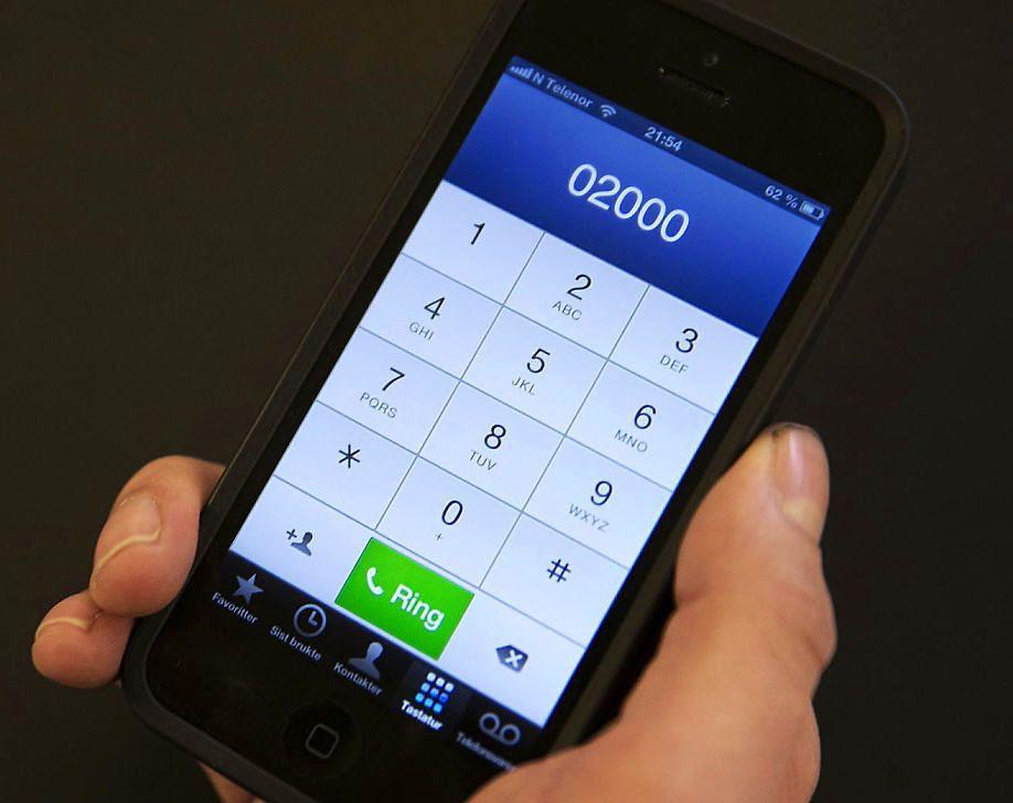 Hva? Må kundene våre betale for å ringe oss? Teknologi