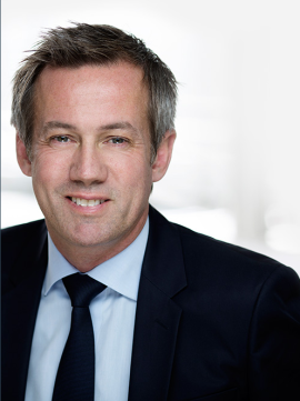 Morten Goller, partner i Wiersholm