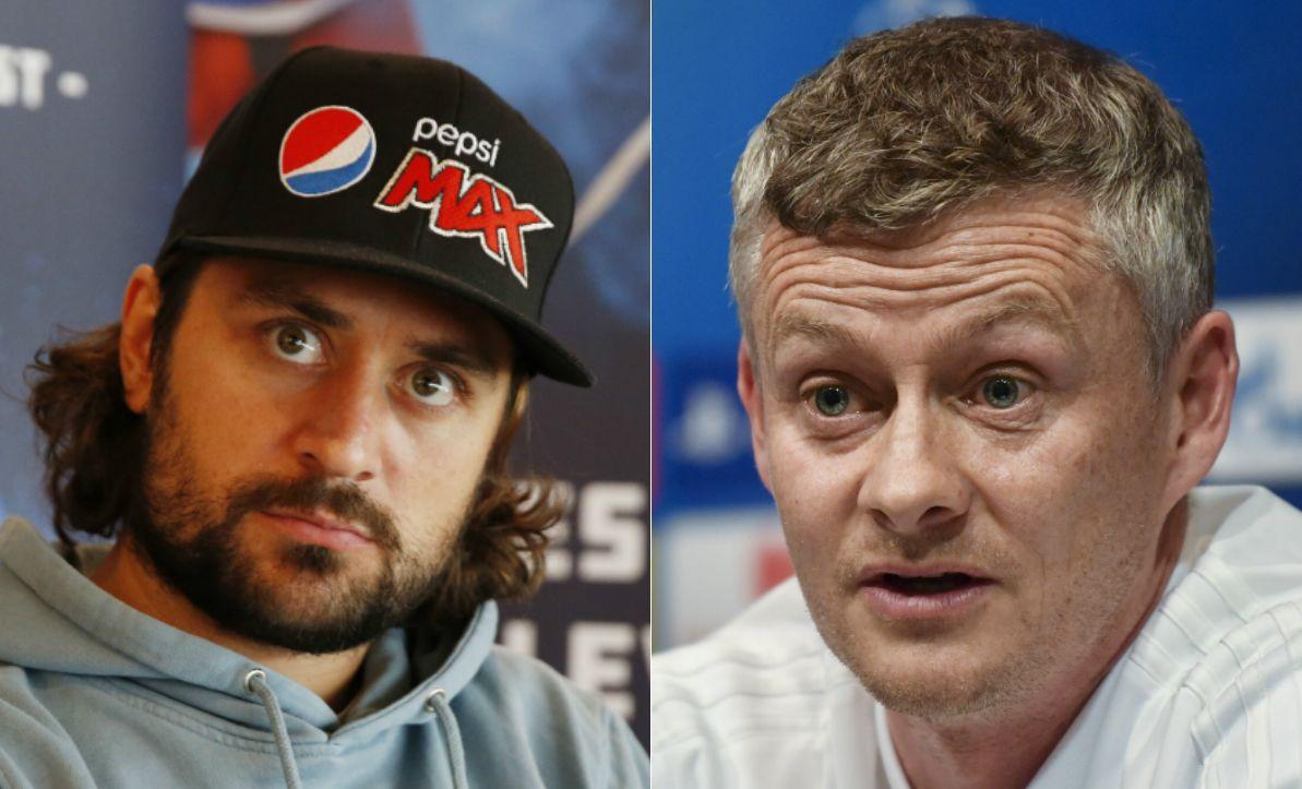 PROFILER: Mats Zuccarello og Ole Gunnar Solskjær er store i hver sin idrett.