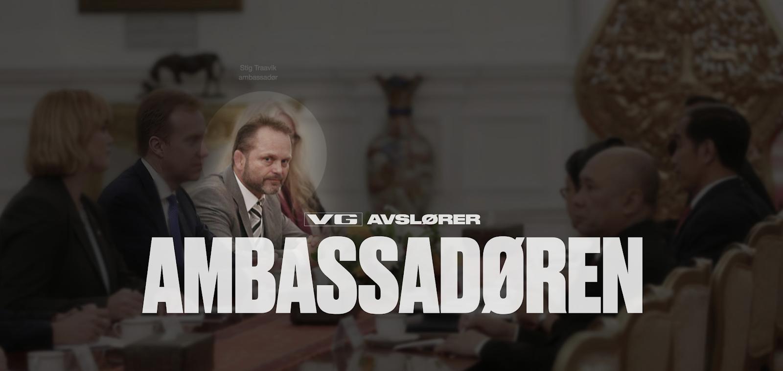 7b55a34d En av elskerinnene mottok 1,4 millioner bistandskroner til organisasjonen  sin fra den norske ambassaden.