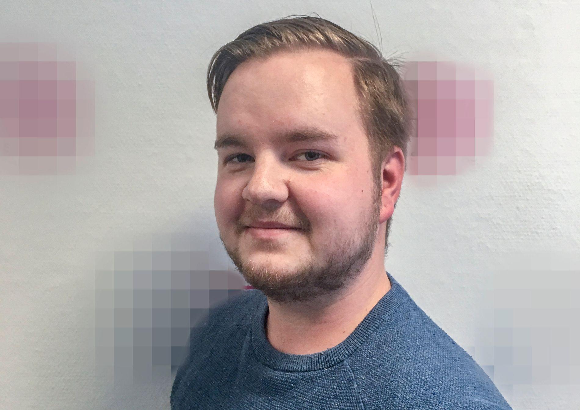 DREPT: Det var 24 år gamle Heikki Bjørklund Paltto som ble funnet knivdrept hjemme i kollektivet han bodde i på Majorstuen mandag denne uken.