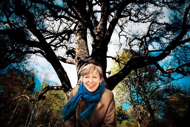 FIKK BEHANDLING: I 2012 fortalte Turid Birkeland til VG at stamceller fra en ukjent donor reddet henne fra sykdommen. Her er hun fotografert i forbindelse med intervjuet.