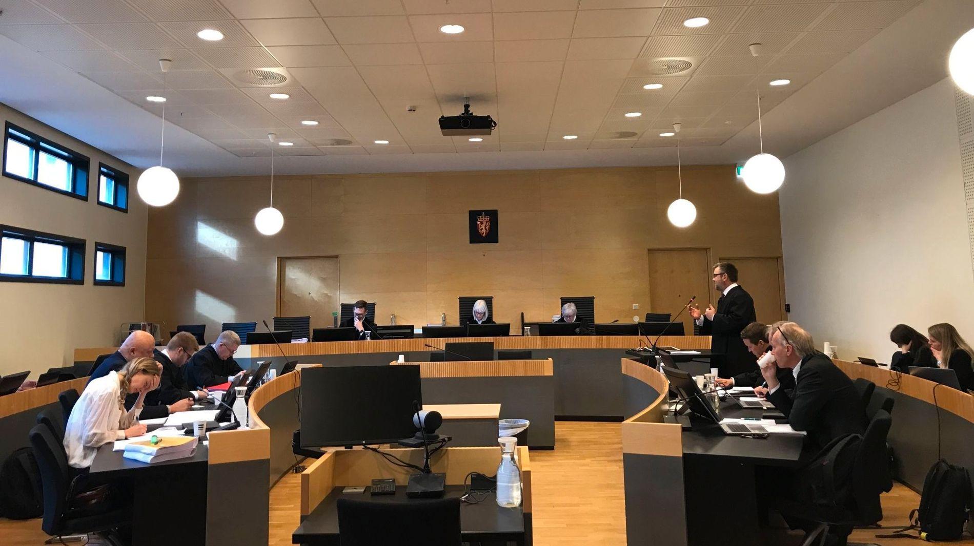 NY RUNDE: Forbrukerrådet og DNB møttes på ny i Borgarting lagmannsrett i mars. Nå anker storbanken videre til Høyesterett.