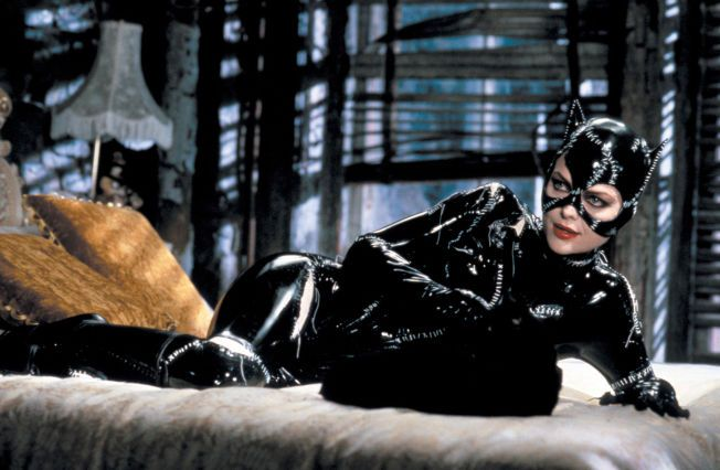 KATTETE: Michelle Pfeiffer som Catwoman.
