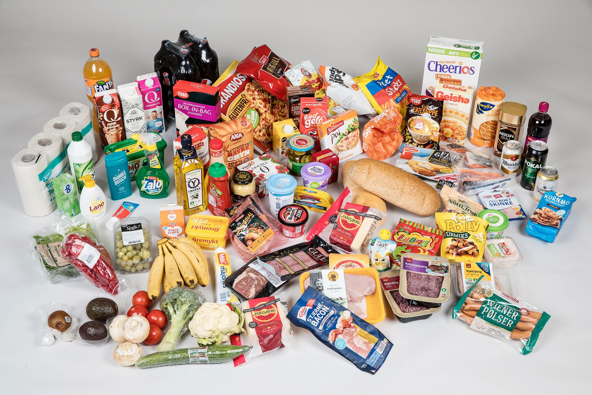 876f9995 VGs store matbørs: Spar 12.000 kr på mat