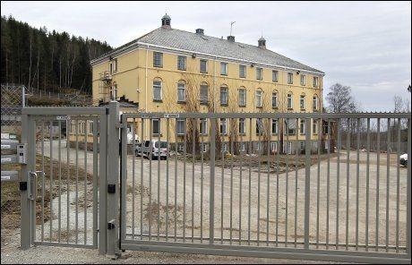 RØMTE: Den psykisk syke mannen var på permisjon fra Dikemark da han rømte. Nå er han overført til en privat institusjon. Foto: Trond Solberg/VG