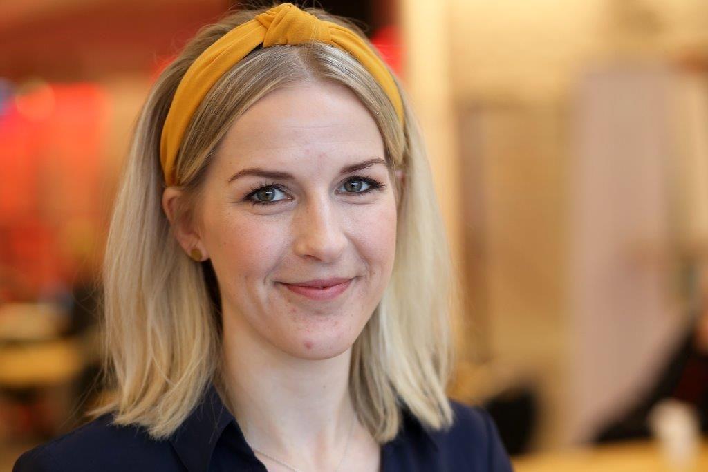 Elise Bjørnebekk-Waagen.