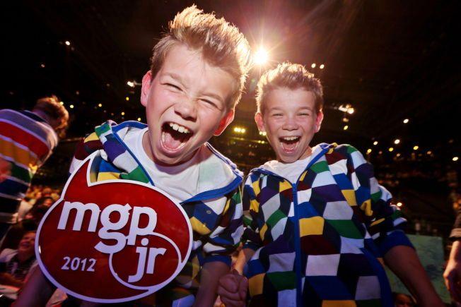 VETERANER: Marcus & Martinus var 10 år gamle da de vant Melodi Grand Prix Jr. Foto: NTB SCANPIX