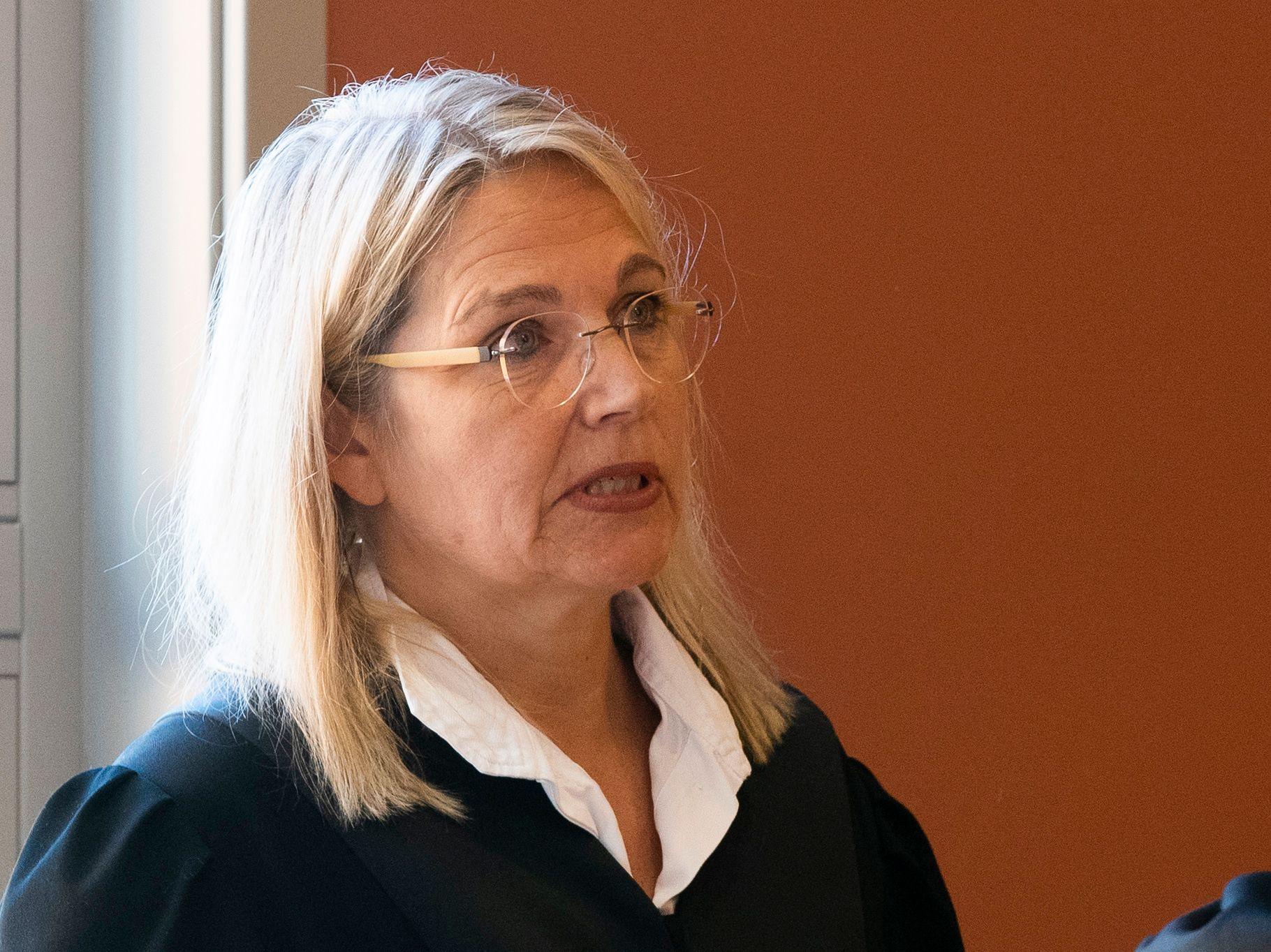 BISTANDSADVOKAT: Nina Hjortdal er bistandsadvokat for Laura Iris Haugens familie.