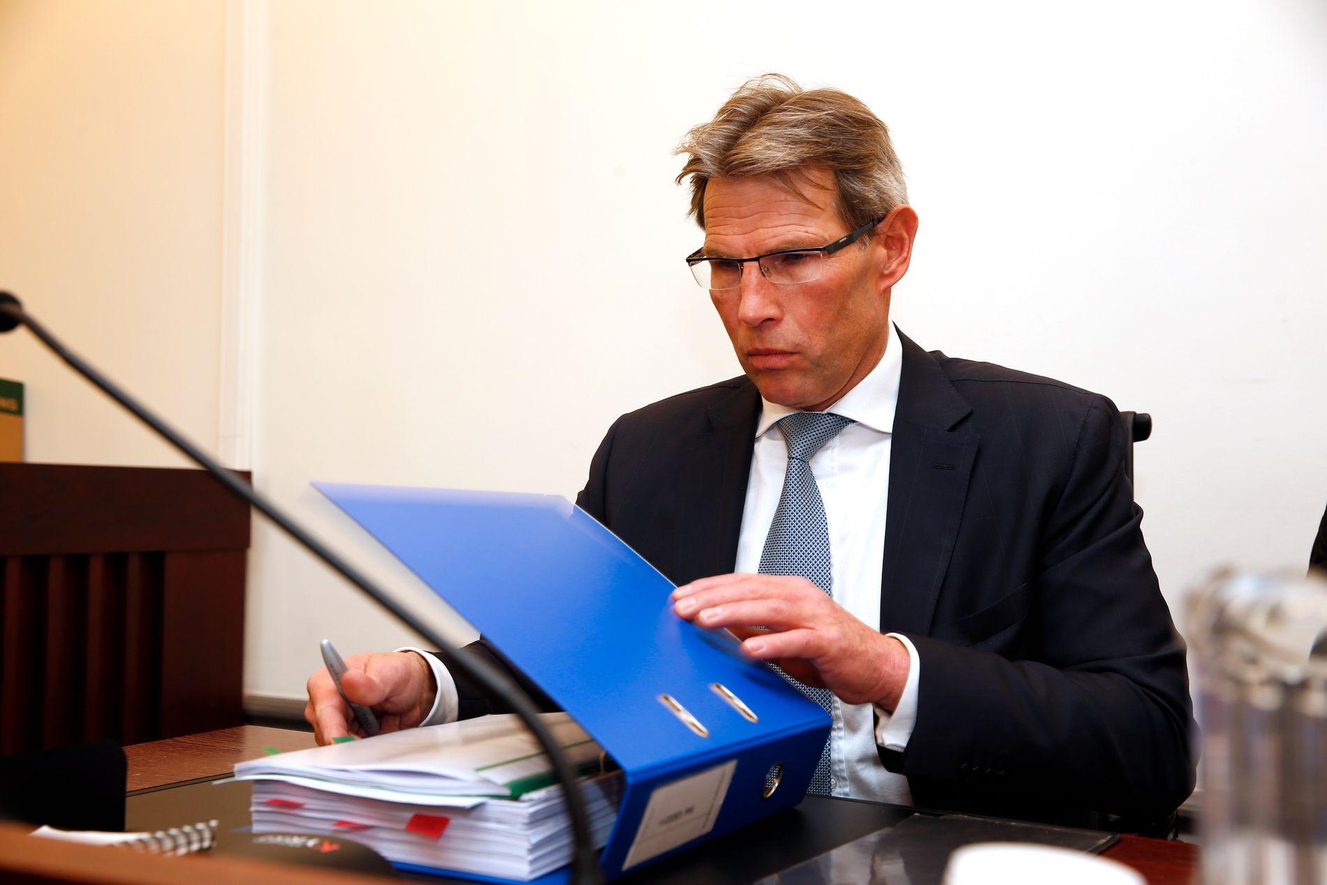 BA OM ETTERFORSKNING:  - Ansatte i politiet har krav på samme rettsvern som alle andre personer, sier advokat Einar Drægebø.
