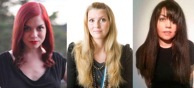 e0fb8e24 BARNLØSE: Hverken Mari Groven Holmboe (24), Ingvill Dybfest Dahl (37) eller  Marie Fossli (40) ønsker seg barn. Foto:Katinka Sletten, Kristian Helgesen  og ...