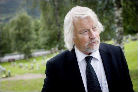 FORSVARER TV2: Per Edgar Kokkvold, generalsekretær i Norsk Presseforbund. Foto: Kyrre Lien