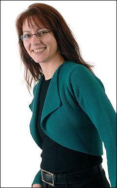 - FORKASTELIG: Frp-politiker Charlotte B. Finnesand mener handikappede barn ikke bør settes til verden. Foto: Frp