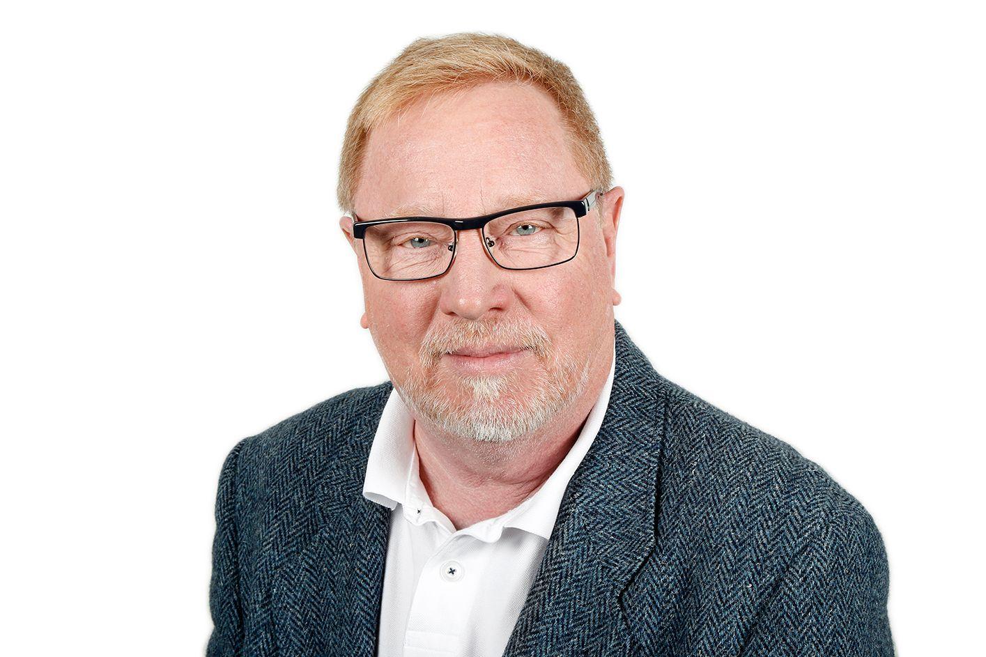 PRESSEKONTAKT: Lars Förstell i Malmø-politiet