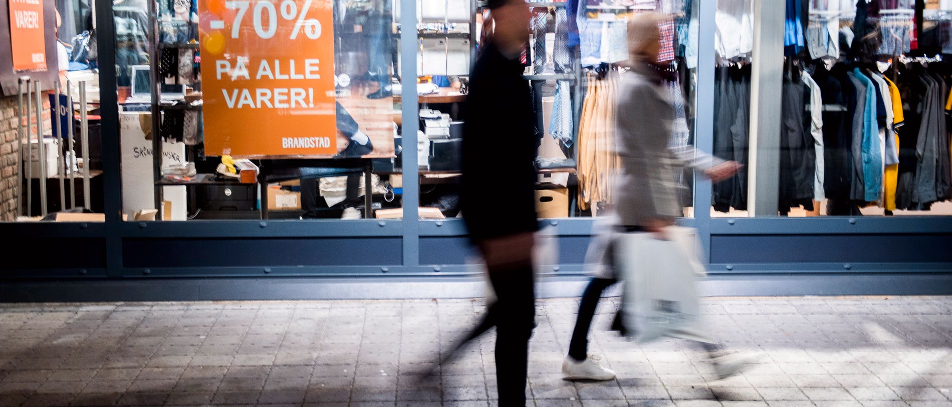 Kriseår for skobutikkene: – Bommer du nå, så sliter du – E24