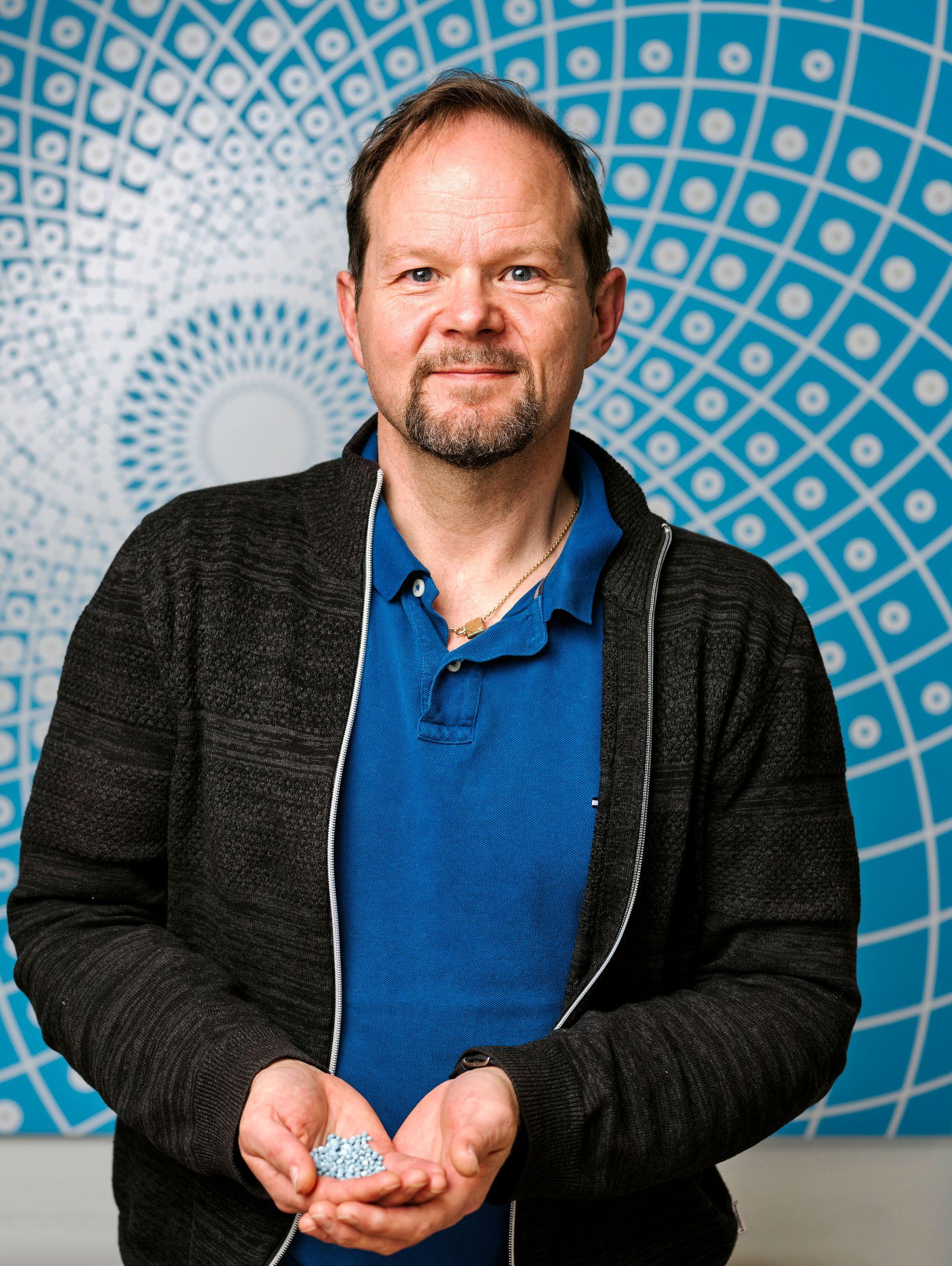 EKSPERT: Odd-Arne Lorentsen, senior strategi- og endringsleder i Yara.
